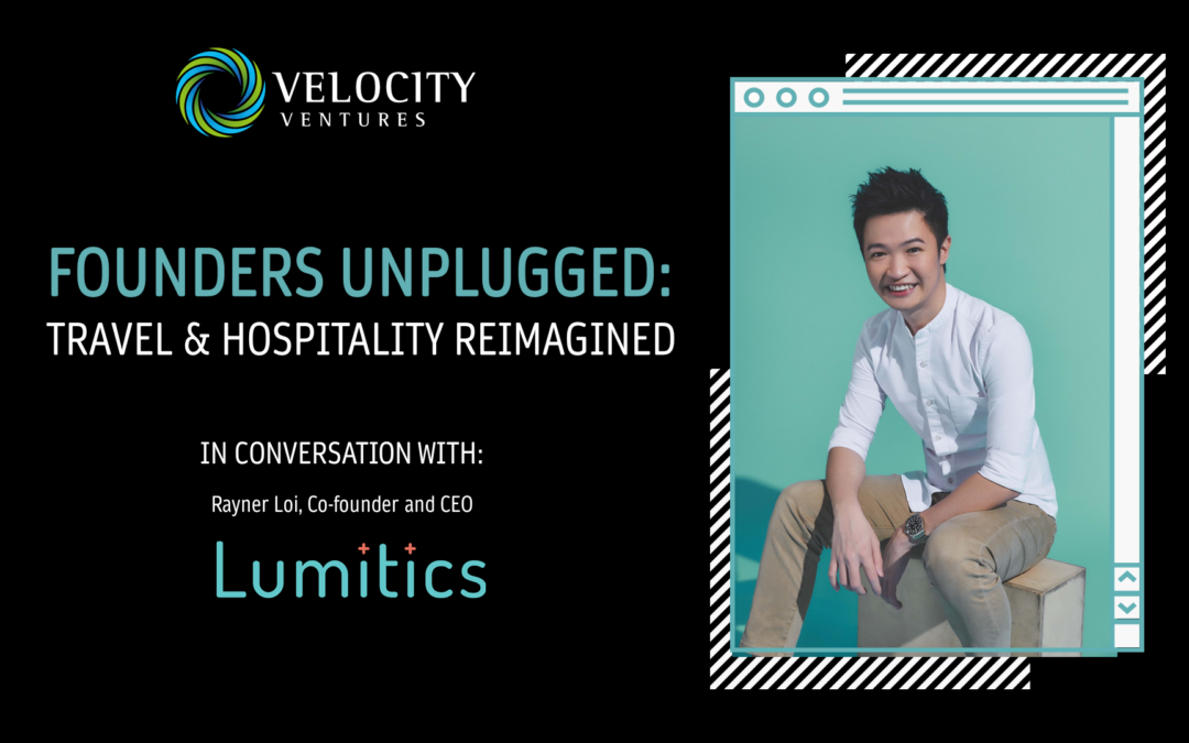 Founders Unplugged: Lumitics