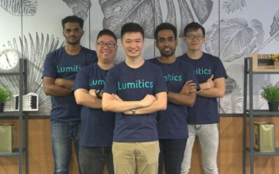 Discover how Lumitics is helping buffet kitchens curb food waste by peeking into their bins