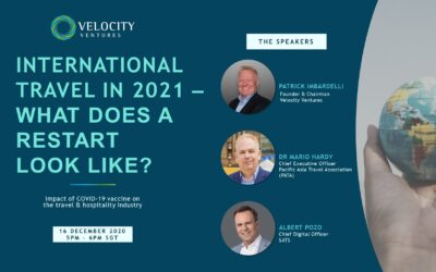 International Travel in 2021 – What Does a Restart Look Like
