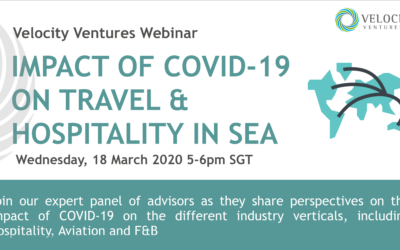 Impact & Outlook on the Travel & Hospitality Industry in ASEAN Webinar